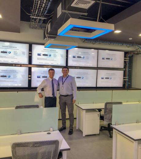 Codisa y CMA inauguran Centro de Administración de Plataformas