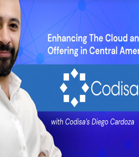 Enhancing The Cloud and Colocation Offering in Central America with Codisa's Diego Cardoza